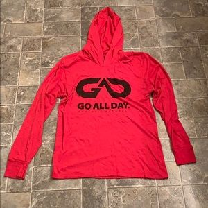 go all day